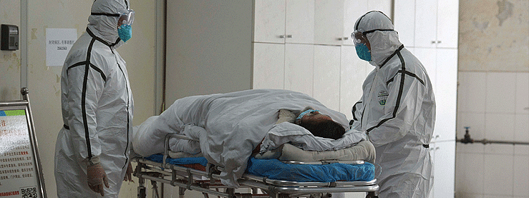 Death Toll from nCoronavirus in China's Hubei Province rises to 722