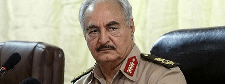 Haftar confirms LNA participation in 5+5 military commission talks