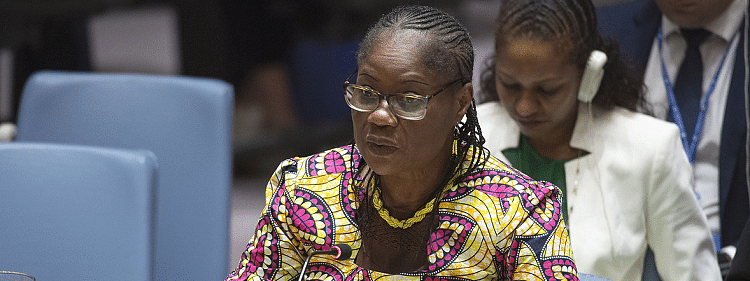 UN envoy asks for int'l support for Guinea-Bissau amid political tension