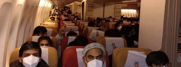 Aircraft with 324 Indians on-board arrives from Coronavirus-hit Wuhan