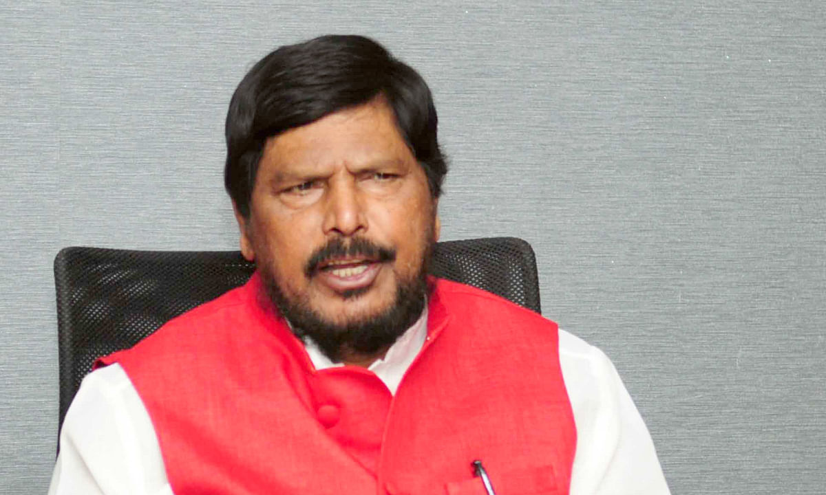 Assimilation of specially-abled into mainstream imp, says Ramdas Athawale
