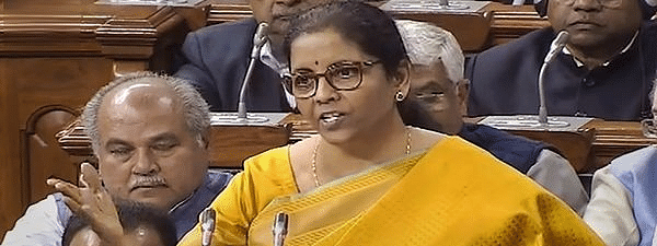 Full budget speech of Nirmala Sitharaman