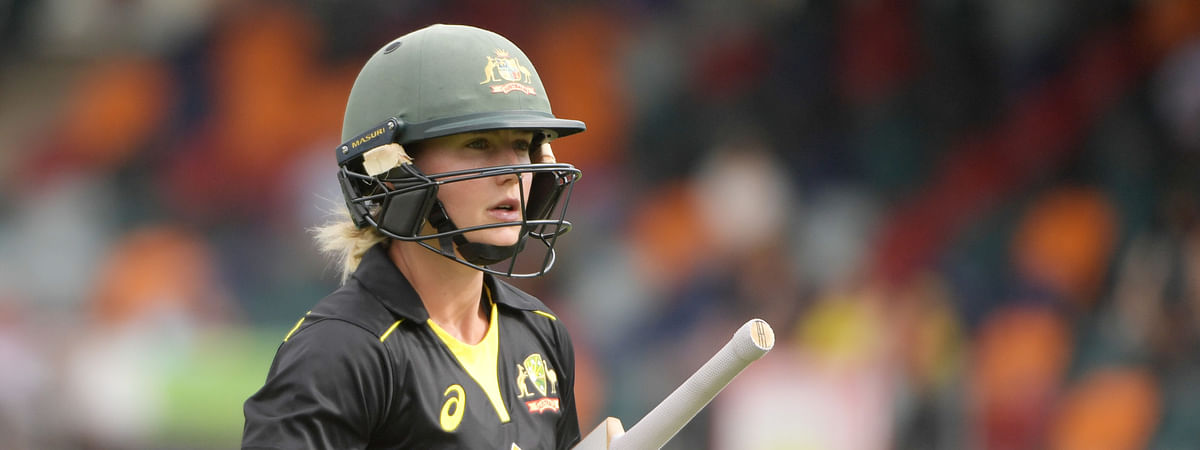 All-round Perry headlines Australia's victory against spirited India