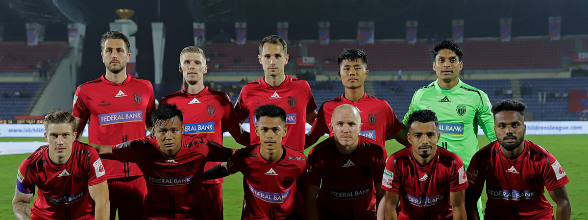 North East United FC to face Jamshedpur FC tomorrow in Hero ISL