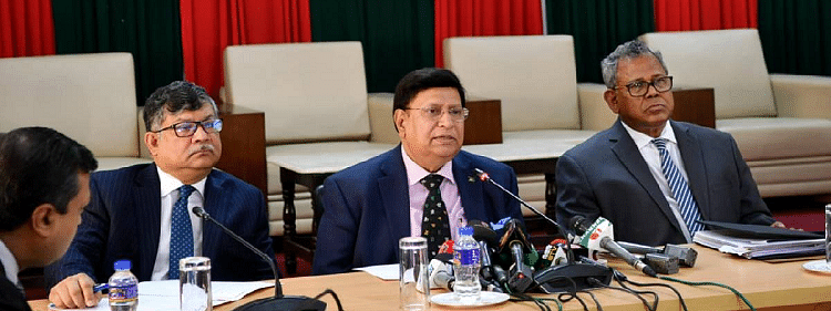 Bangladesh wants amicable solution to border killing, says FM Momen
