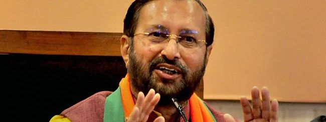 BJP will play role of constructive Oppn: Javadekar