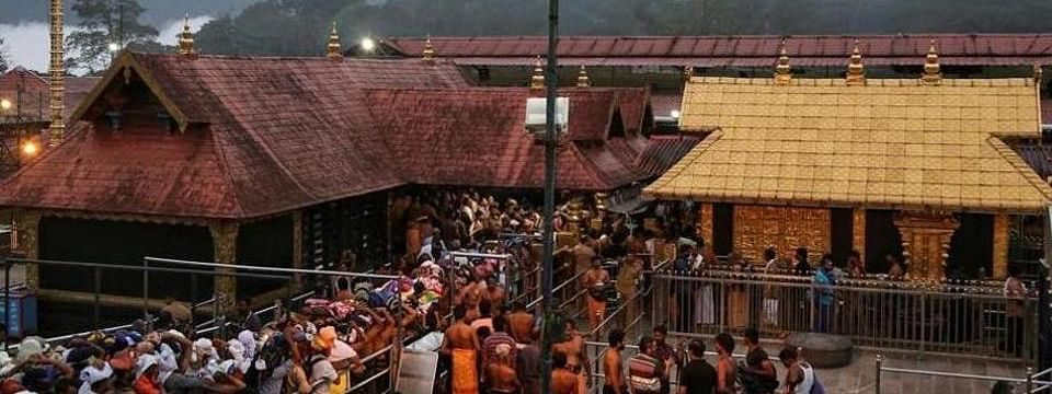 Sabarimala: Can refer questions of law to larger Bench, rules SC