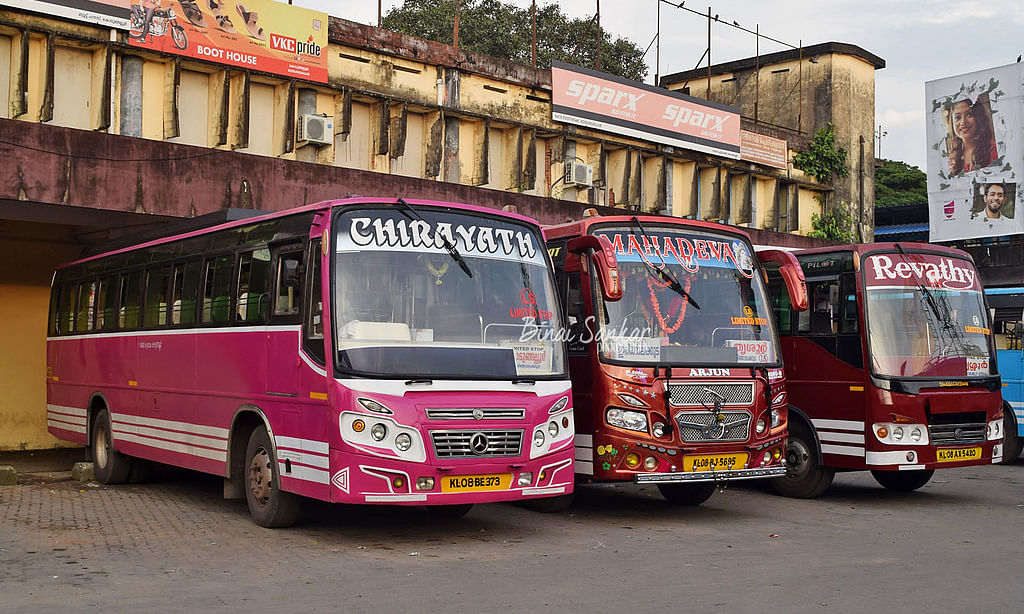 Private bus operators to go on indefinite strike from Mar 11