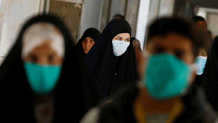 Iraq bans citizens' travels to countries where coronavirus cases are increasing