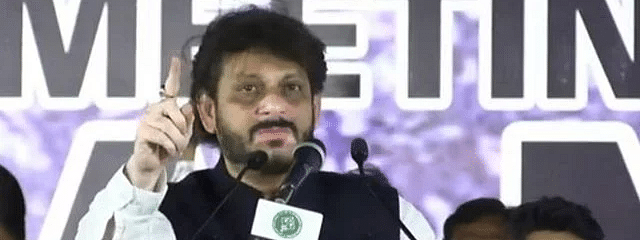 AIMIM leader booked for 'communal' remark