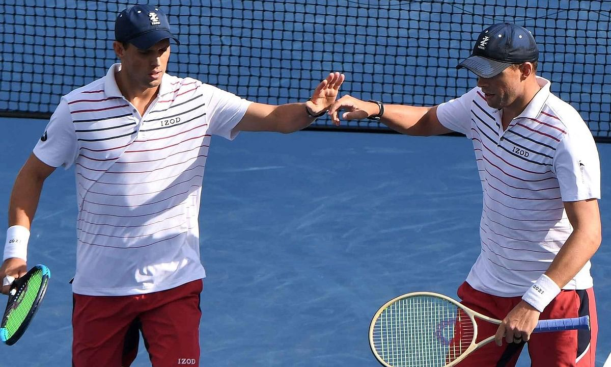 Delray Beach Open: Sharan-Sitak lose to Bryan brothers in quarters