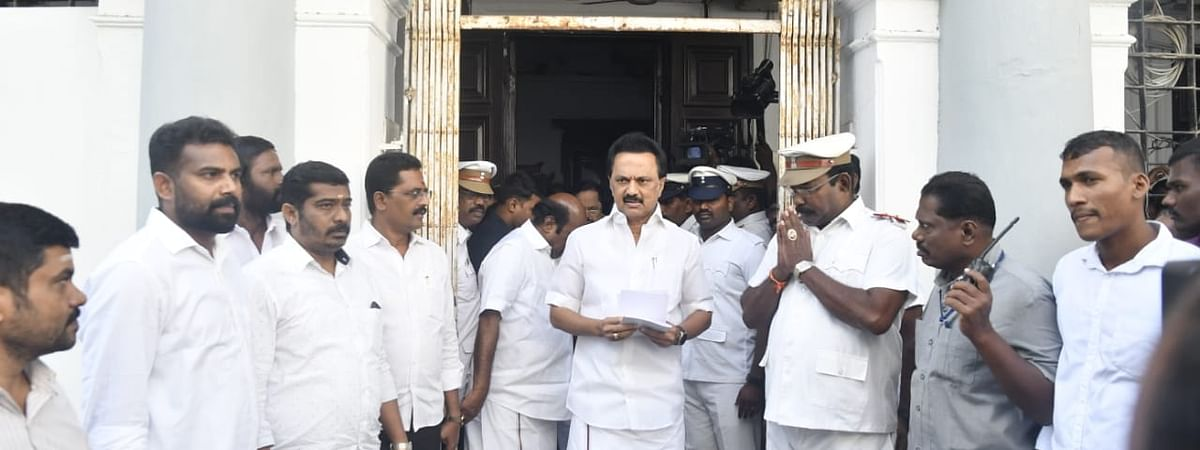 Opposition walkout in TN Assembly over CAA