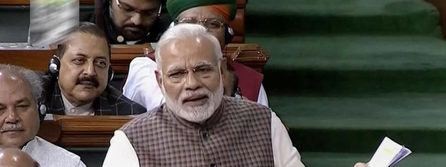 Moving at fast pace led to solution of Ram Janmabhoomi: PM