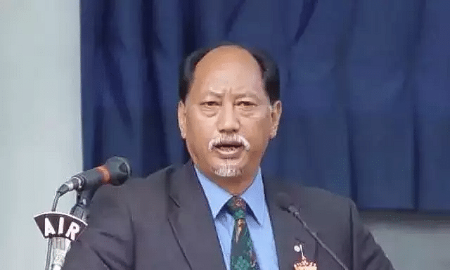 Nagaland CM says country passing hard period economically