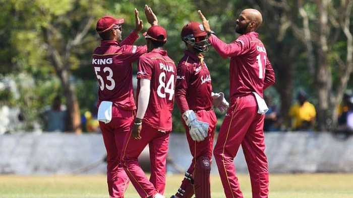 West Indies fined for slow over-rate in first ODI against Sri Lanka