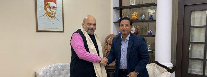 Meghalaya CM delegation to meet Shah on ILP