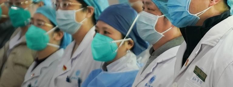 Over 1,700 Chinese medical staff infected with novel coronavirus