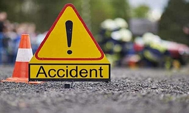 Three including MLA injured in accident