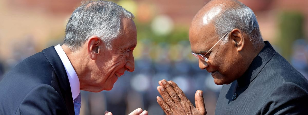 India, Portugal explore ways to strengthen bilateral ties, ink seven agreements