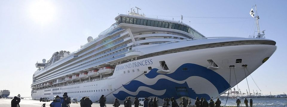 Japan: 60 tested positive for coronavirus on cruise