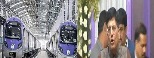 Goyal to launch railway projects in Telengana tomorrow
