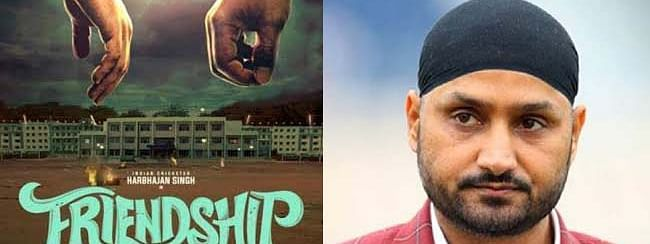 Harbhajan to play lead actor in Tamil Movie