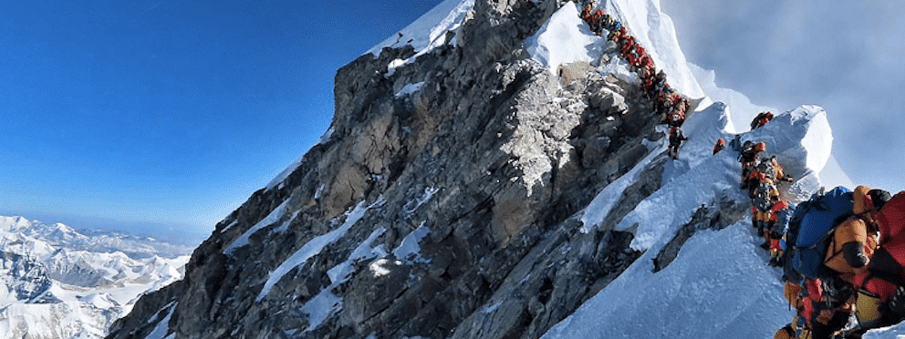 COVID 19: Mount Everest closed for spring climbling expeditions