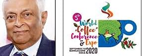 A three day World Coffee Congress will be held in Bengaluru from Sept 7