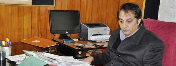 Baseer Khan appointed fourth advisor to J&K LG