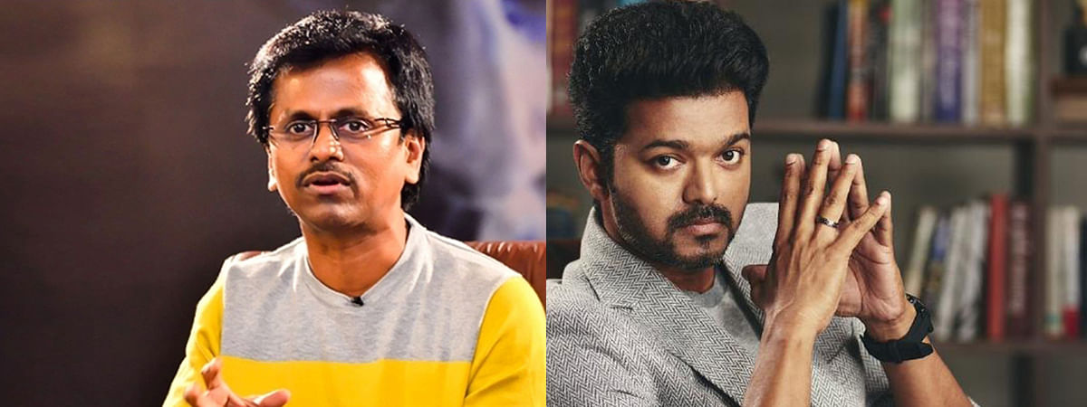 Vijay and AR Murugadoss may team together for Thalapathy 65