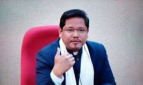 Meghalaya CM appeals to citizens to donate to COVID-19 relief fund