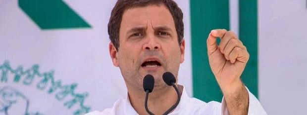 Rahul leads Cong delegation to riot-hit areas