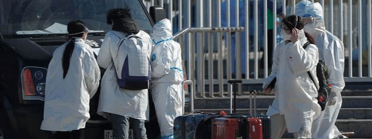 COVID-19: China registers 39 new Imported cases, 3 dead: authorities
