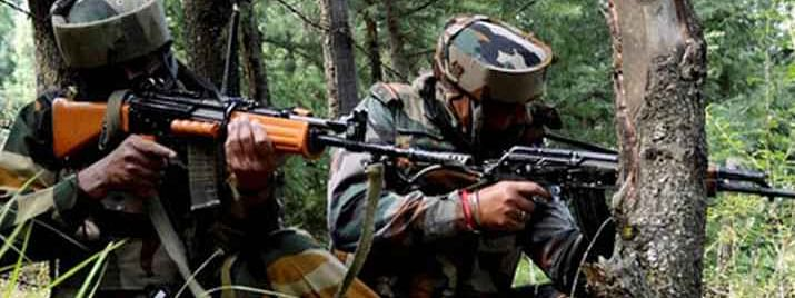 Pak violates truce, shells forward areas on LoC in Poonch