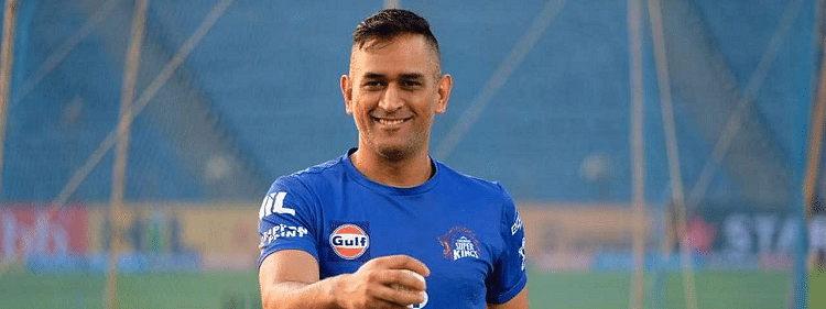 Fans throng Chepauk as CSK skipper Dhoni starts training ahead of IPL