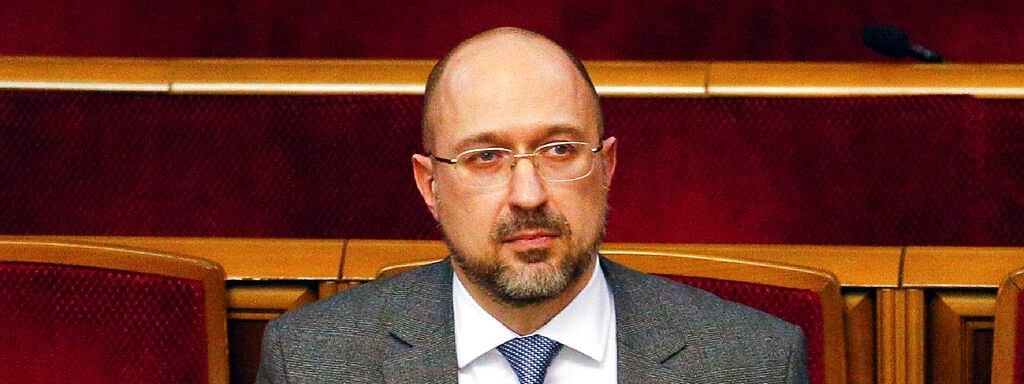 Denys Shmygal appointed as new Ukraine PM
