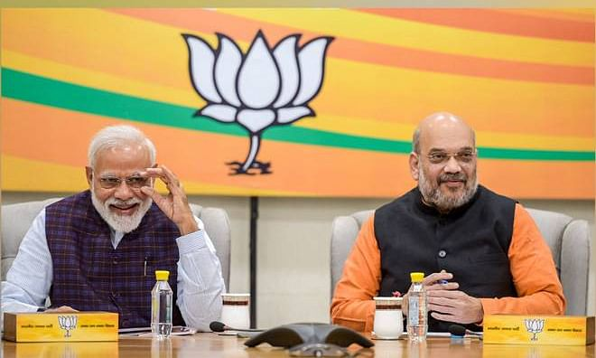Central Election Committee of BJP to decide candidate from Jharkhand for RS polls