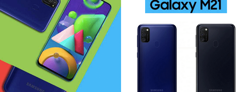 Samsung Galaxy M21 launches in India