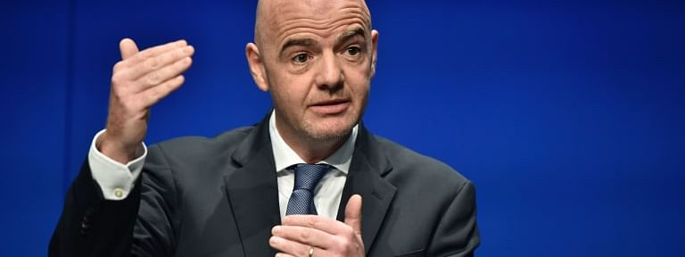FIFA president Infantino proposes to postpone 2021 Club World Cup