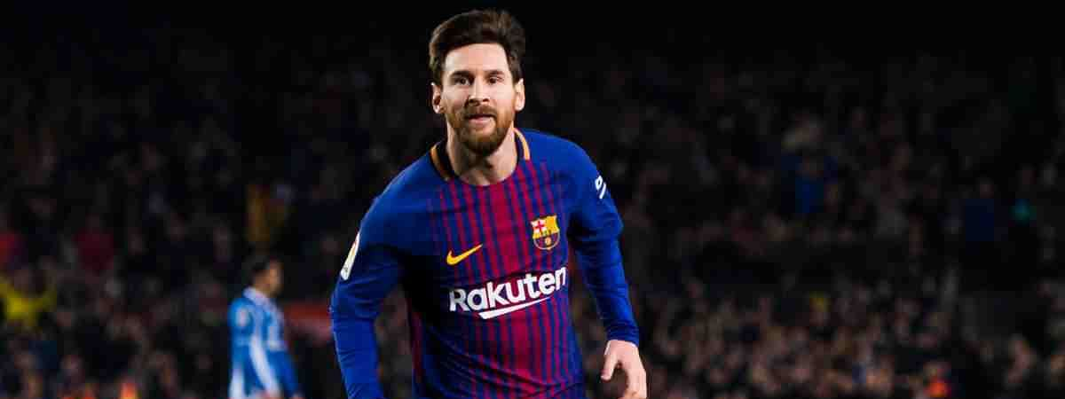 Messi sends `strength' to those affected by coronavirus