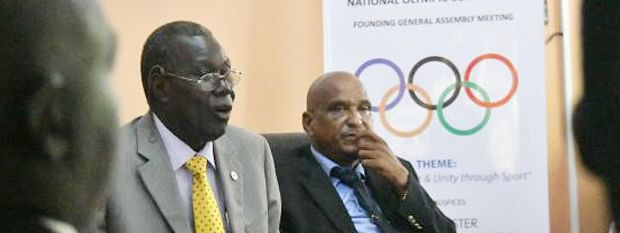 South Sudan Olympic body suspends sports events