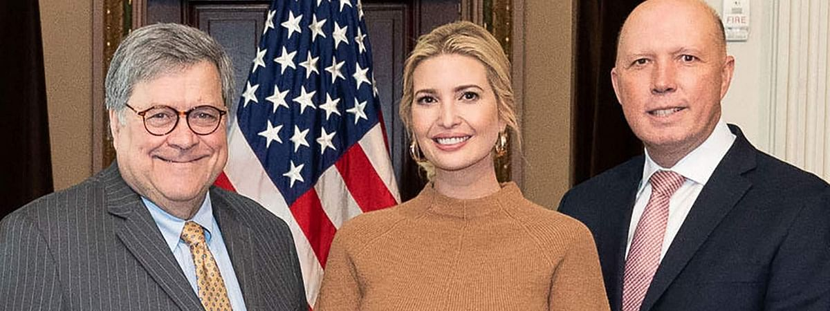 COVID-19: Australian minister who recently met Ivanka Trump tested positive