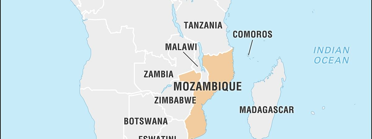 Over 60 migrants found dead in sealed container in Mozambique
