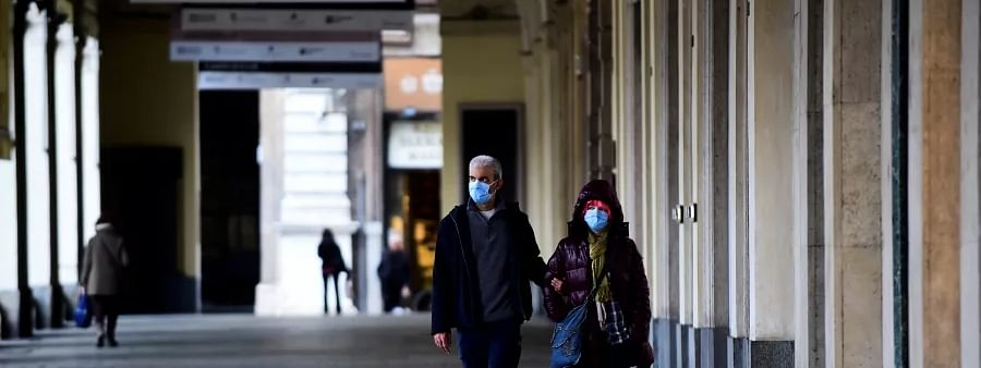 Italy coronavirus death toll surges past 1,000