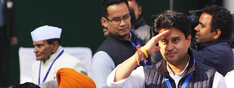 """it is time to move on"", says Jyotiraditya Scindia"