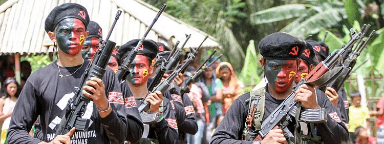 Philippines Communist rebels to go for ceasefire
