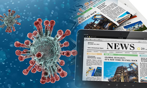 THE VIRUS AND THE MEDIA!
