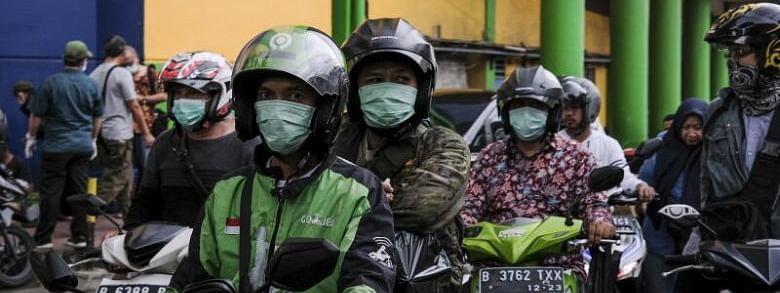 Coronavirus: Indonesia estimates 500,000 had contact with virus suspects