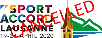 SportAccord 2020 cancelled