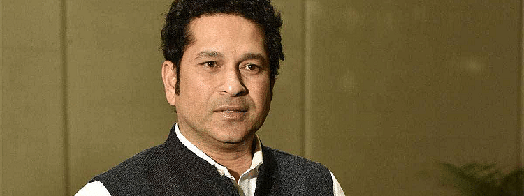 Tendulkar urges fans to stay inside the crease during lockdown